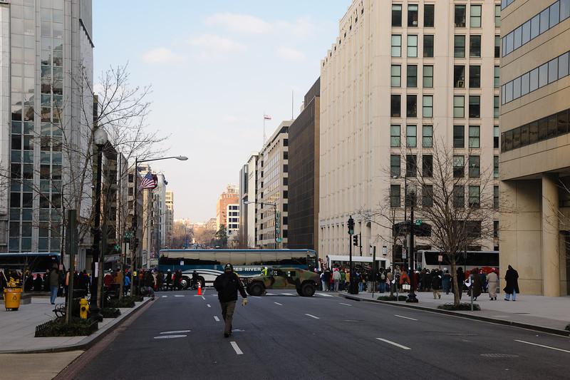 Downtown Washington D.C.