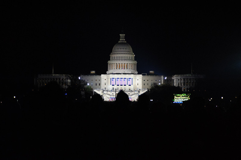 The Capitol, 5:45AM