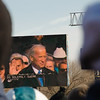 Joe Biden swears the oath of office