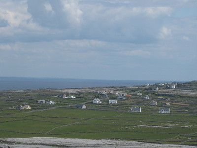 Village on Inishmore - Kimberly Collins