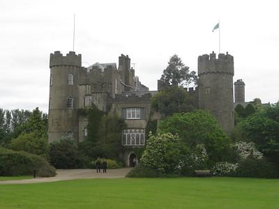Malahide Castle - Kimberly Collins