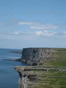 View from Dun Aengus - Kimberly Collins