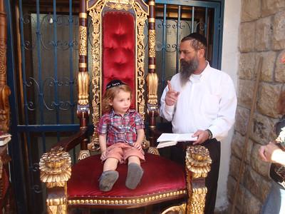 Israel Daniel Hair cut (Har Meron) Israel 09