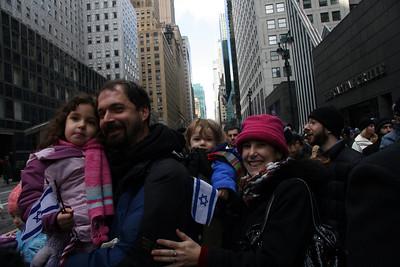 Israel Rally Sunday
