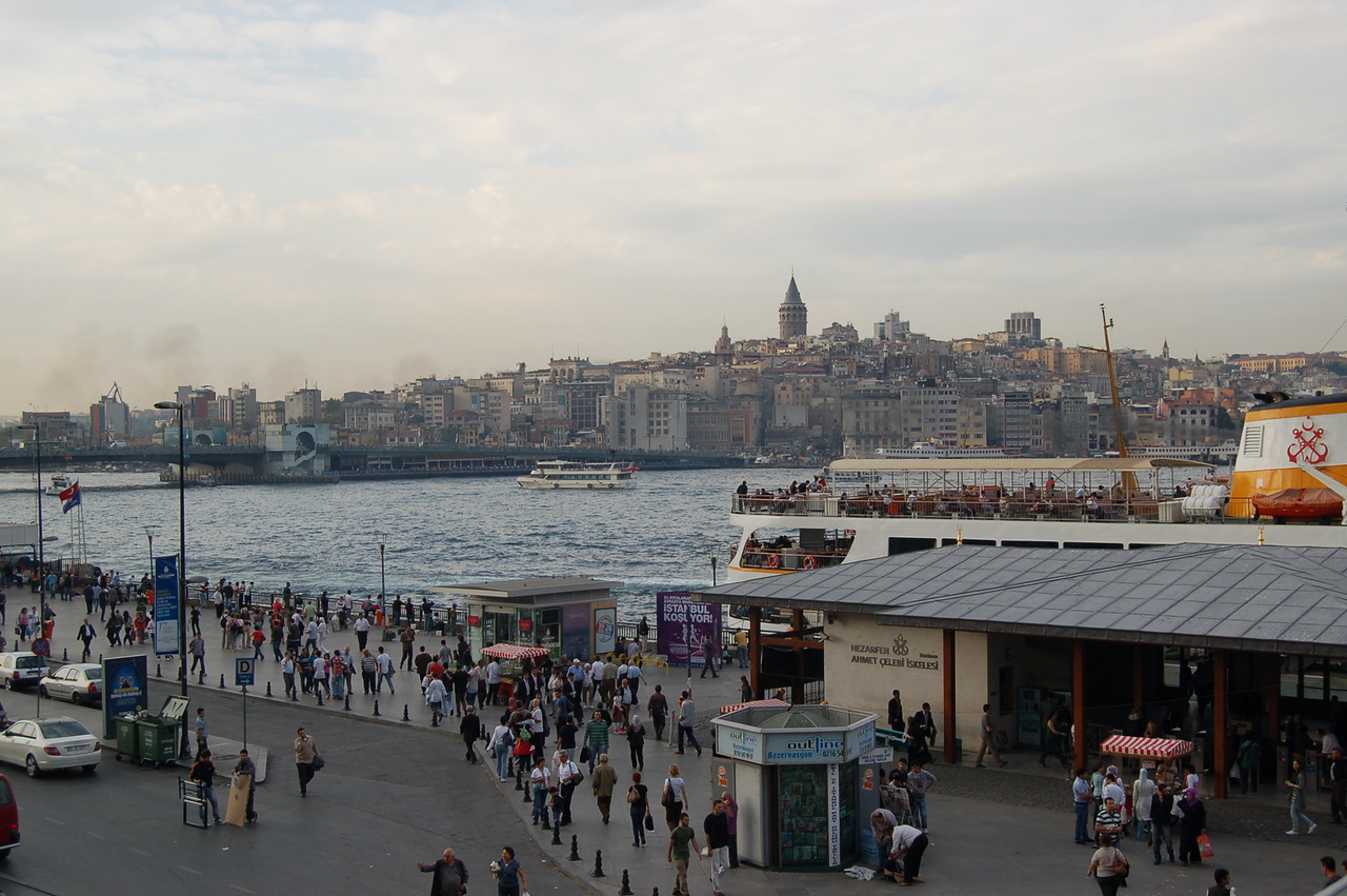 View across Golden Horn
