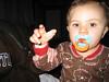 Jack cuts his finger on a Snow Globe. Dec 31, 2008