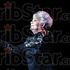Thank you: Shirley Jones, star of stage, screen and television performed at Tilson Music Hall on the ISU campus Thursday night.