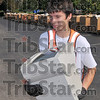 Volunteer: John Ford carries on old VDT to a waiting bin at the Escrap event on the ISU campus Saturday, Sept. 20, 2008.