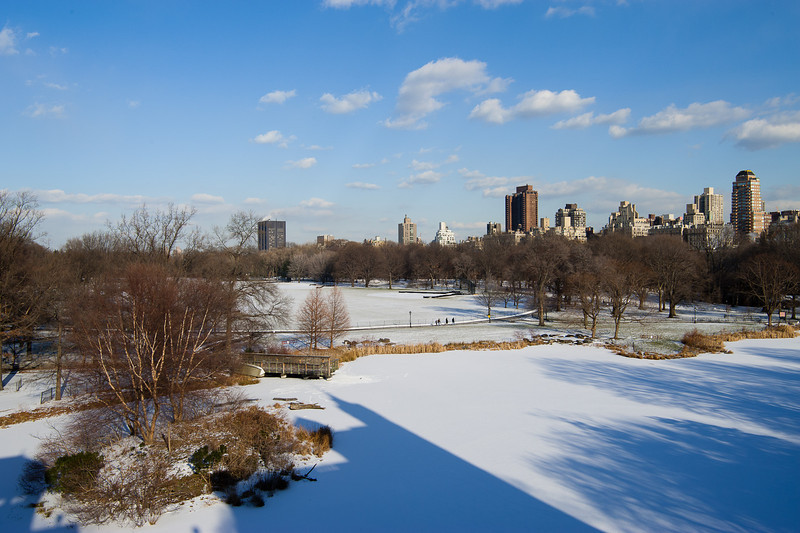 Central Park north