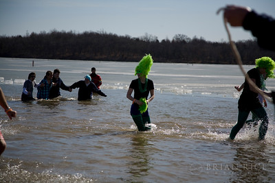 Polar Plunge, January 31st, 2009