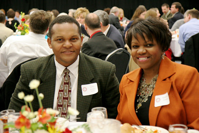 CSO Dinner in the Paul Porter Arena, January 15, 2009.