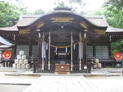 Takeda Shrine - Kimberly Collins
