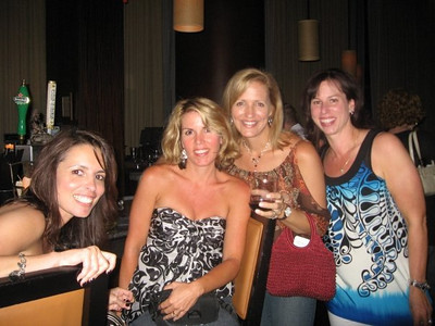 Jen's 20-year High School Reunion