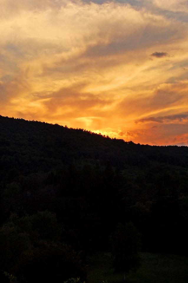 Oneonta Sunset