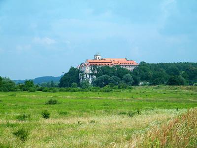 Water Raid to Tyniec Monastery june 2009