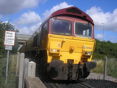Aylesbury, 24 July 2009