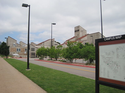 University of Colorado Boulder Engineering Center