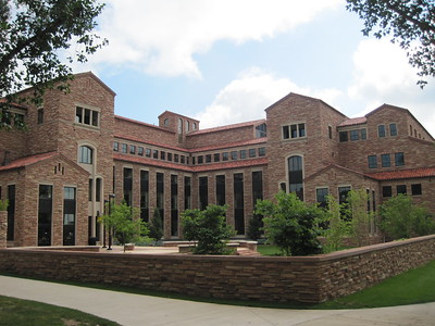 University of Colorado Wolf Law Building