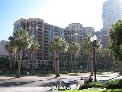 San Diego July 2009
