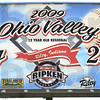 Here we come: A billboard in Riley announces the pending Cal Ripken league baseball tourney.