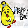 Bag logo: Detail photo of Happiness Bag, Inc. logo.