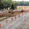 Road work: Crews work along US 41 preparing access to the 641 bypass Tuesday afternoon.