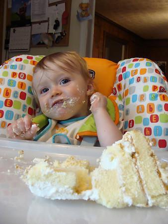 July - Colin's Birthday