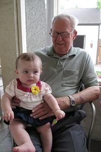 Great Grandpa Ed