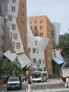 MIT Stata Center, June 2009