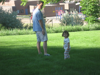 Fathers Day Party in Boulder 2009