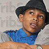 Dancin' dreams: Isaiah Pittman has recorded a single on CD and is an accomplished tap dancer as a Woodrow Wilson Middle School student.