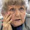 Response: Eva Kor reacts to the news of the shooting at the National Holocaust Museum during an interview with Tribune-Star reporter Brian Boyce.