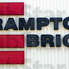 Brampton Brick logo from side of their Sullivan County plant.