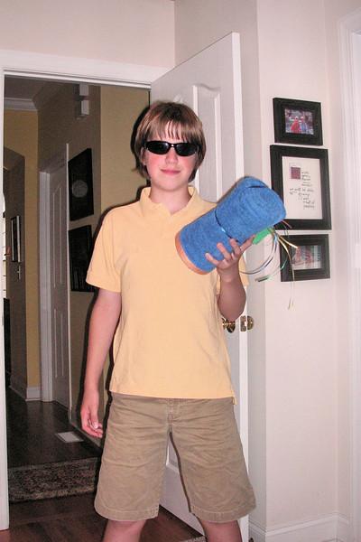 Jacob - 5th Grade Party