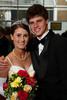 (Denver, Colorado, June 20, 2009)<br /> Nicole Rakowich and her brother, Matthew.  Le Bal de Ballet at Boettcher Concert Hall in Denver, Colorado, on Saturday, June 20, 2009.<br /> STEVE PETERSON