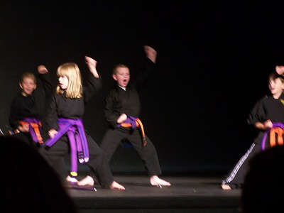 Karate Graduation