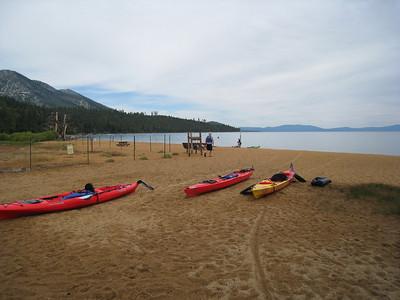 Kayaking Emerald Bay @ Tahoe