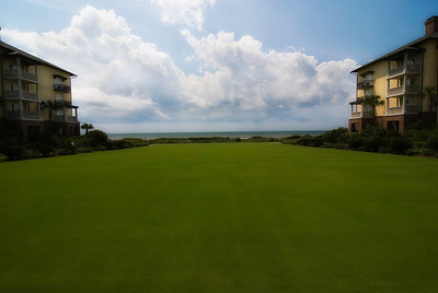 View from The Sanctuary- Kiawah Island