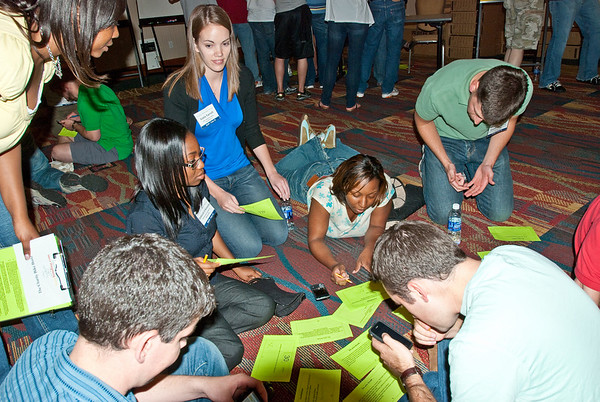Teambuilding event: build bicycles for the Boys and Girls club of Fairfax and DC Counties