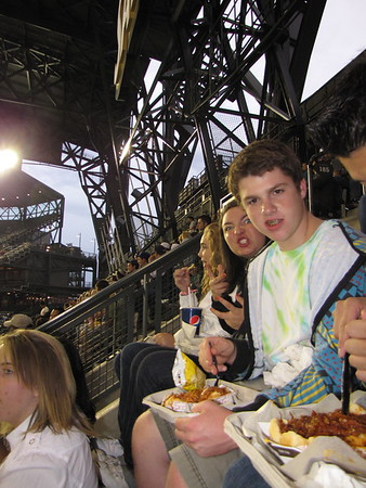 LIFE TEEN Goes to Safeco Field