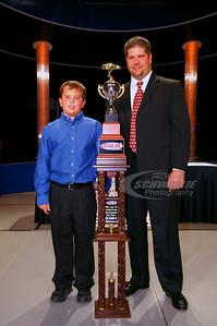Earl Pearson Jr. and his son Trey