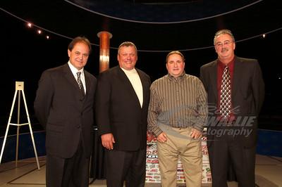 Tader Masters, Don O'Neal, Doug, and Keith Masters
