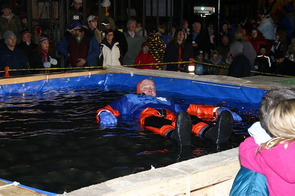 Polar Bear Plunge 2009
