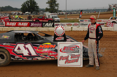 Brad Neat won the PRC Fast Time Award