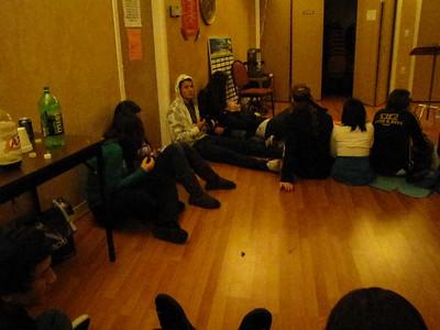Life Night (11/22/2009)