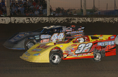 32 Vic Coffey and 44 Clint Smith