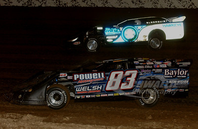 83 Scott James and 0 Scott Bloomquist