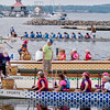 Dragonboat races Burlington, VT