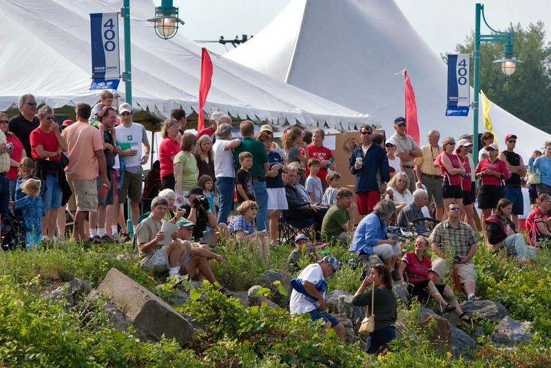 Dragonboat races Burlington, VT