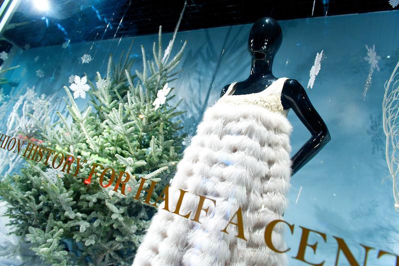 Madame Paulette Holiday Display